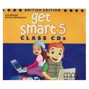 Get Smart 5 Class CD - H. Q. Mitchell