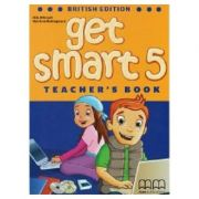 Get Smart 5 Teacher's book - H. Q. Mitchell