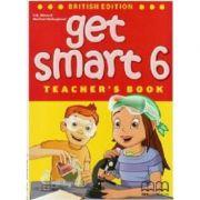 Get Smart 6 Teacher's book - H. Q. Mitchell
