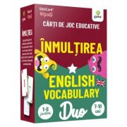 Inmultirea - English vocabulary