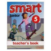 Smart Junior 5. Teacher's book - H. Q. Mitchell