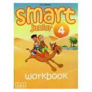 Smart Junior Workbook with CD level 4 - H. Q Mitchell