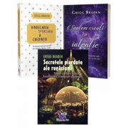 Pachet carti - Secretele rugaciunii - Braden, Gregg
