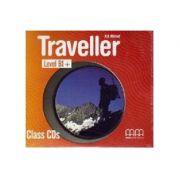 Traveller Intermediate level B1+ Class CDs - H. Q. Mitchell