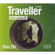Traveller Intermediate level B1 Class CDs - H. Q. Mitchell