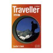 Traveller Intermediate level B1+ Teachers Book - H. Q Mitchell