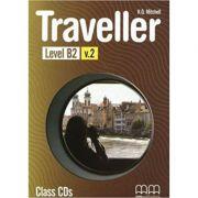 Traveller level B2 Class CDs - H. Q. Mitchell