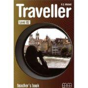 Traveller level B2 Teachers Book - H. Q Mitchell