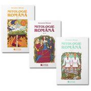 Mitologie romana, Set 3 volume - Antoaneta Olteanu