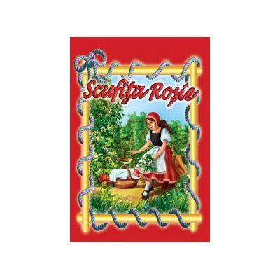 Scufita Rosie (format A5)