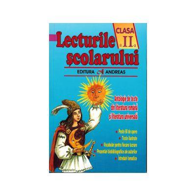 Lecturile scolarului clasa a II-a. Antologie de texte din literatura romana si literatura universala