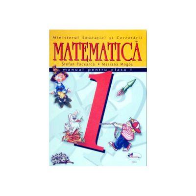 Manual matematica clasa I - Stefan Pacearca