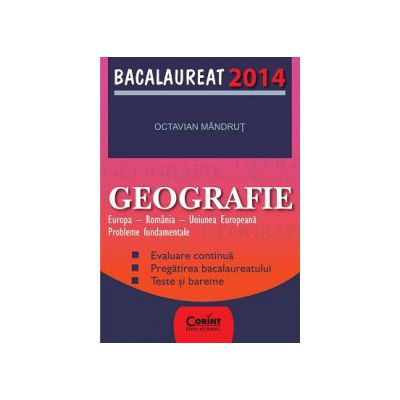 Bacalaureat 2014 -