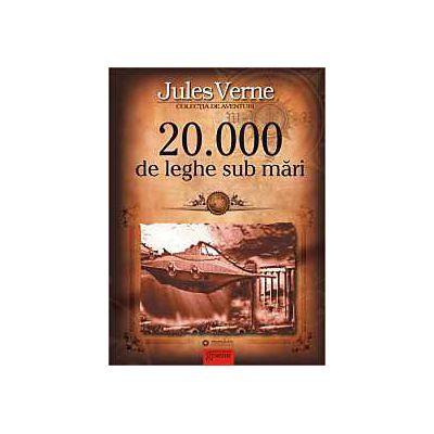 20. 000 de leghe sub mari - Jules Verne
