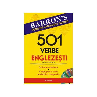 501 verbe englezesti - Thomas R. Beyer