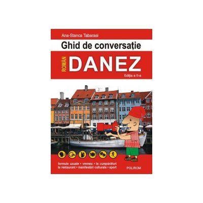 Ghid de conversatie roman - danez