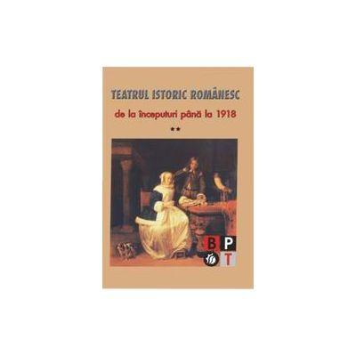 Teatru istoric romanesc - vol 2
