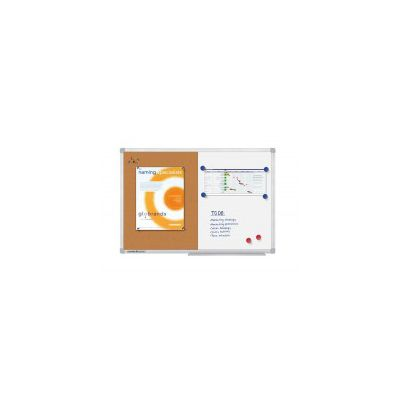 Tabla combiboard Legamaster Economy, 60 x 90 cm