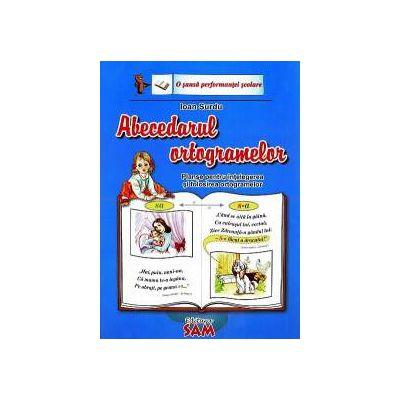 Abecedarul ortogramelor - Planse pentru intelegerea si folosirea ortogramelor