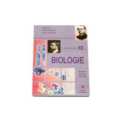 Manual Biologie pentru clasa a XII-a - Stelica Ene