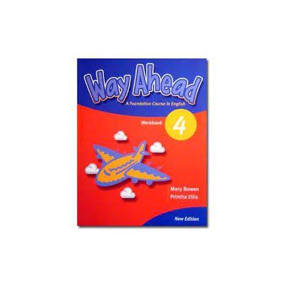 Way Ahead 4, Caiet pentru limba engleza, clasa VI-a, (Workbook)
