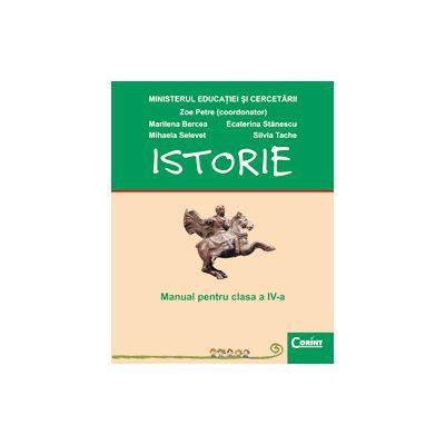 Istorie- Manual pentru clasa a IV-a (Zoe Petre)