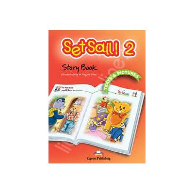 Set Sail 2 -Story book, The town mouse and the country mouse. The toy soldier. Include CD-Audio - Virginia Evans