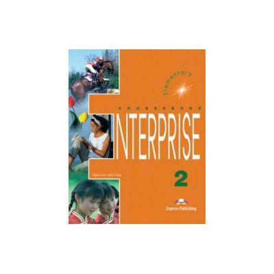 Enterprise 2, Elementary, Student Book - Virginia Evans