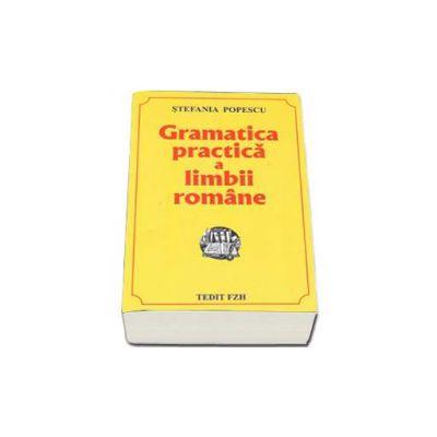 LB GRAMATICA ROMANE PRACTICA A PDF POPESCU STEFANIA