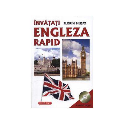 Invatati engleza rapid cu CD Audio Inclus - Florin Musat