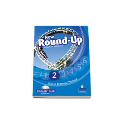 Round-Up 2, New Edition, Culegere pentru limba engleza, clasa IV-a. With CD-Rom