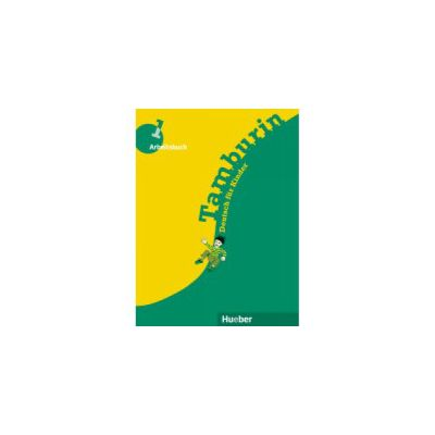 Tamburin 1 Arbeitsbuch - caietul elevului