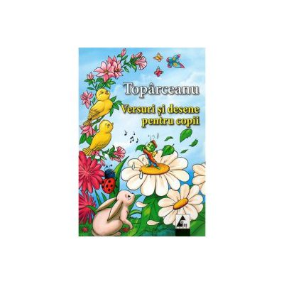 Versuri si desene pentru copii-George Toparceanu