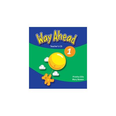 Way Ahead 1, Teacher's CD ( Audio recordings from the Pupil's Book.)