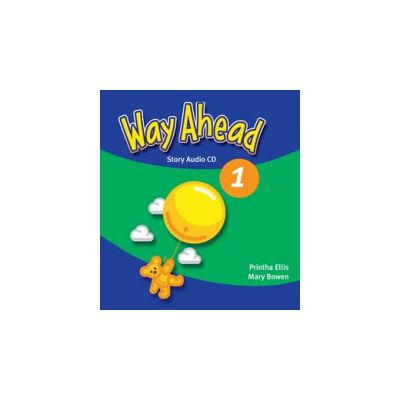 Way Ahead 1, Story Audio CD, (Recordings of the 'Reading for Pleasure' and Level 1 Way Ahead Readers.)