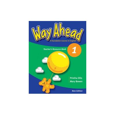 Way Ahead 1, Teachers Resource Book (Revised Edition)
