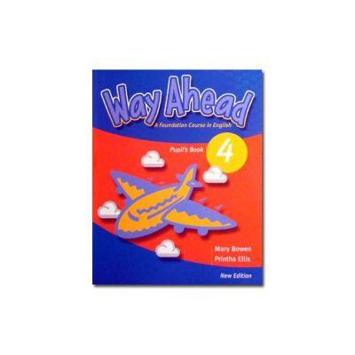 Way Ahead 4, Manual de limba engleza. Pupil's Book - Mary Bowen