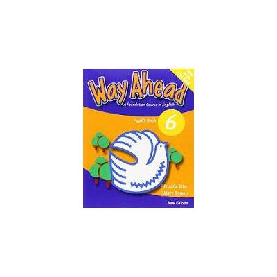 Way Ahead 6, Manual de limba engleza, Revised student's book. With CD-ROM Pack - Mary Bowen
