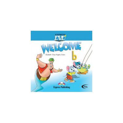 Welcome Starter B, DVD, Curs de limba engleza - Elizabeth Gray