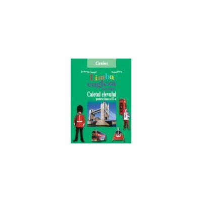 Firm Steps - caietul elevului pentru clasa a III-a