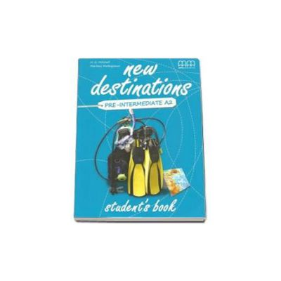 New Destinations Pre-Intermediate A2, Students Book, British Edition - H. Q. Mitchell