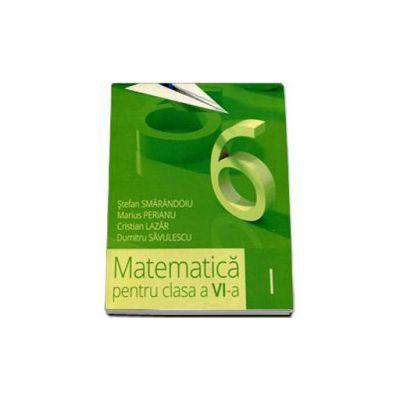 Culegere pentru Matematica, clasa a VI-a - Clubul matematicienilor semestrul I - 2015-2016 (Marius Perianu,)