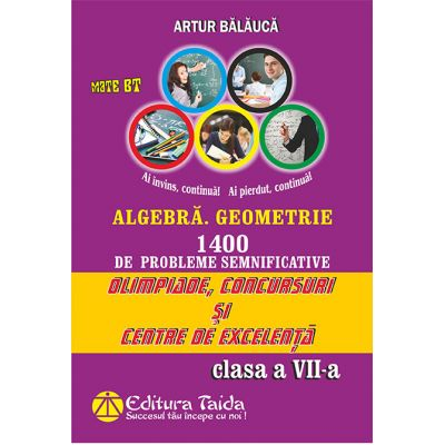 Olimpiade, concursuri si centre de excelenta - Clasa a VII-a - Algebra. Geometrie