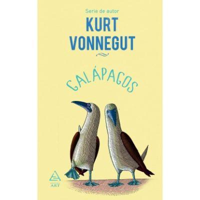 Galapagos - Kurt Vonnegut