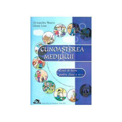 Cunoasterea Mediului - caiet de lucru (clasa a II-a)