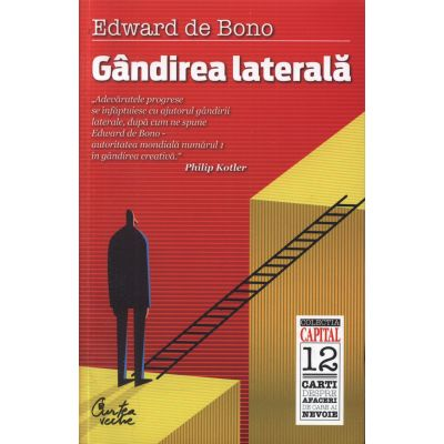Gandirea laterala, editia a II-a - Edward de Bono