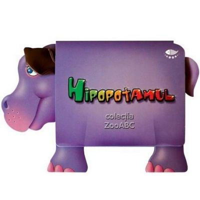 Hipopotamul. Zoo ABC