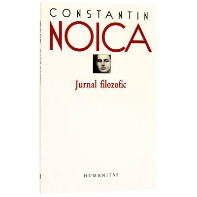 Jurnal filozofic (Constantin Noica)