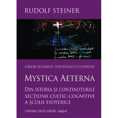 MYSTICA AETERNA ( RUDOLF STEINER)