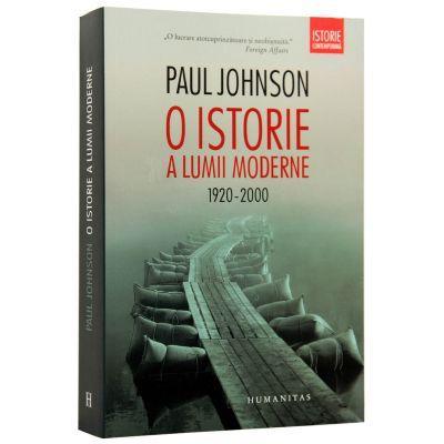 O istorie a lumii moderne 1920–2000 (Paul Johnson)
